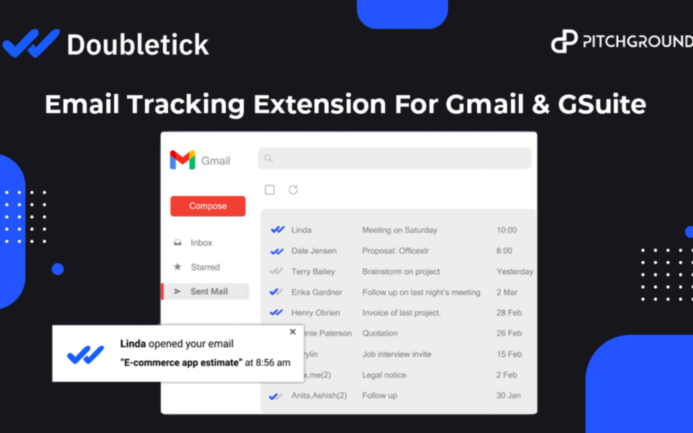 Limitless E mail Tracker For Gmail & G-Suite