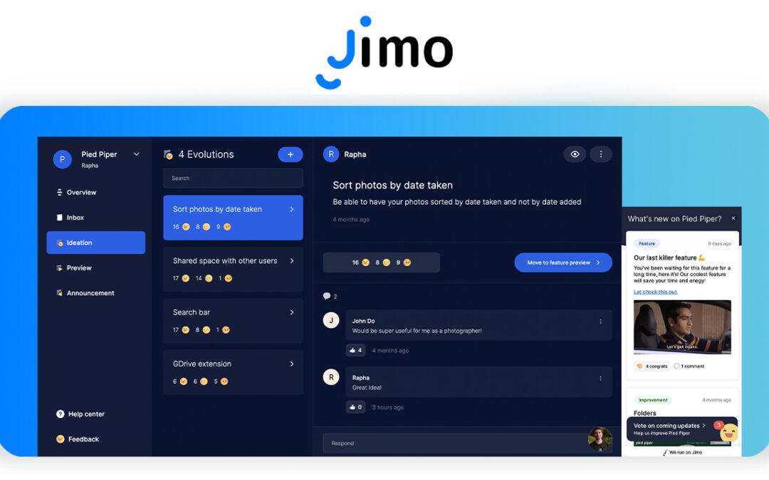 Plan the Future of Your Business with Jimo
