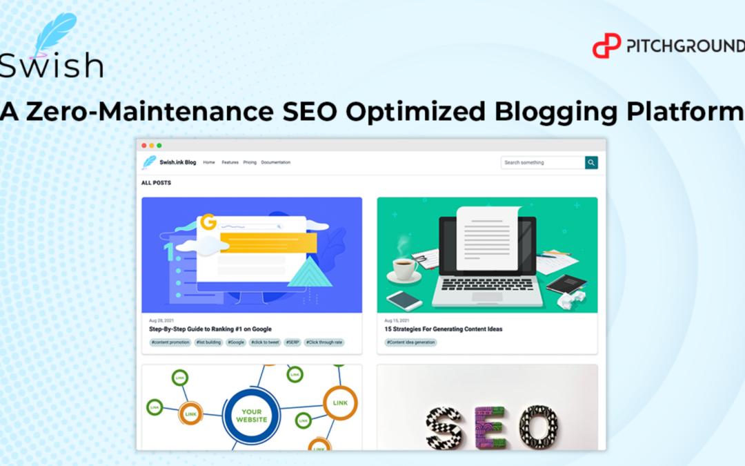 Swish – A Hosted Blogging Platform